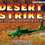 Desert Strike (SNES)