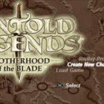 Untold Legends (PSP)