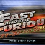 The Fast and The Furious (PSP)
