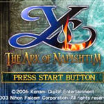 YS The Ark of Naphistim (PSP)