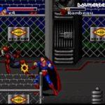 Game Keren Ringan Death and Return of Superman Snes Rom