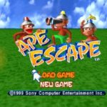 Ape Escape Iso PS1