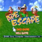 Ape Escape Iso PS1