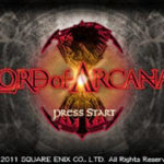 Lord of Arcana Iso PSP