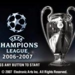 Uefa Champions League 2006 2007 Iso PSP