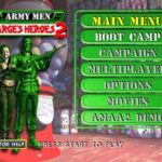 Army Men Sarge's Heroes 2 Iso PS1