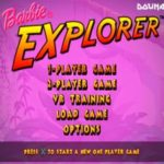Barbie Explorer (PSX)