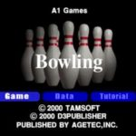 Bowling Iso PS1