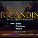Brigandine Legend of Forsena Iso PS1