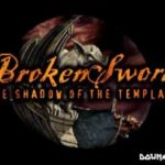 Broken Sword The Shadow of The Templar PS1