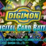 Digimon Digital Cards Battle Iso PS1