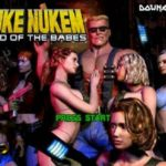 Duke Nukem Land of The Babes (PS1)
