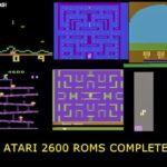 Atari 2600 Games Full Roms Complete