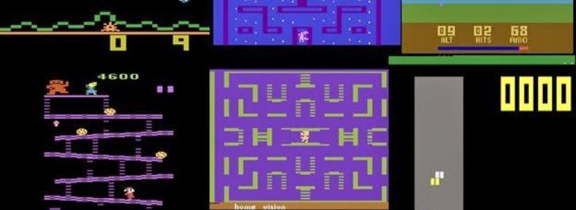 Atari 2600 Games Full Roms Complete