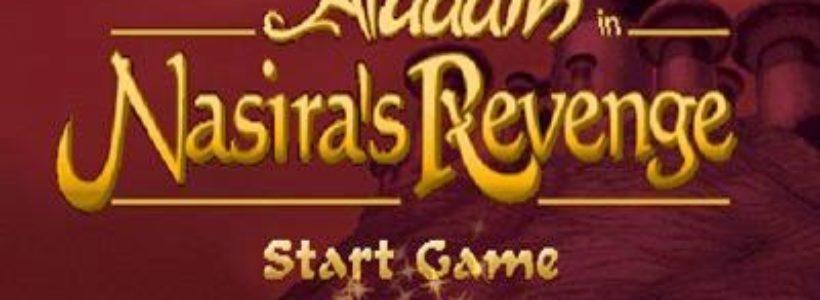 Aladdin In Nasira's Revenge Iso PS1