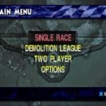 Demolition Racer Iso PS1