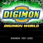 Digimon World Iso PS1