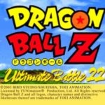 Dragon Ball Z Ultimate Battle 22 PS1