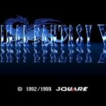 Final Fantasy V Iso PS1