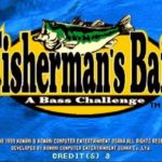 Fisherman's Bait A Bass Challenge Iso PS1