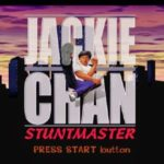 Jackie Chan Stuntmaster Iso PS1