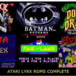 Atari Lynx Roms Complete Pack