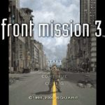 Front Mission 3 PS1 ISO