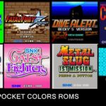 Neo Geo Pocket Color Roms Full Plus Emulator