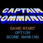 Captain Commando Versi PS1