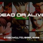 Dead or Alive Iso PS1