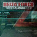 Delta Force Urban Warfare ISO PS1