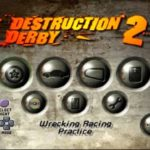 Destruction Derby 2 Iso PS1