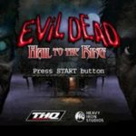 Evil Dead ISO PS1