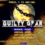Guilty Gear PS1 ISO