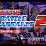 Gundam Battle Assault 2 PS1 ISO