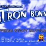 The Misadventures of Tron Bonne PS1 Iso