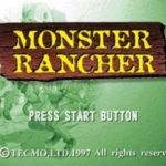 Monster Rancher Iso PS1