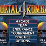 Mortal Kombat 4 ISO PS1