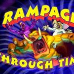 Rampage Through Time PS1 ISO