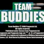 Team Buddies PS1 ISO