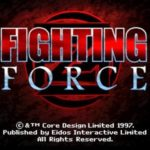 Fighting Force PSX Iso