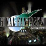 Final Fantasy VII ISO PS1