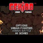 Gekido Urban Fighters PS1 ISO