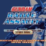Gundam Battle Assault PS1