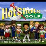 Hot Shots Golf PSX