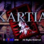 Kartia The World of Fate ISO PS1