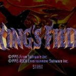 King's Field PS1 ISO