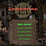 KKND Krossfire PS1 ISO