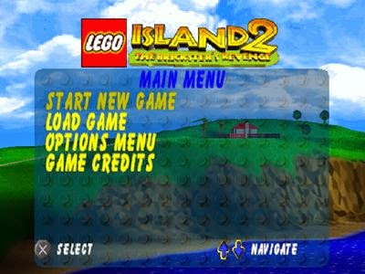 Lego Island 2 The Brickster's Revenge PS1 ISO - Download Game PS1 ...
