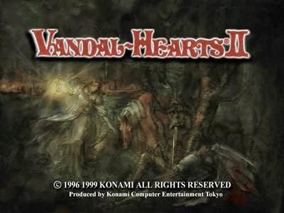 Vandal Hearts II v11 Sony PlayStation One ISO / PSX